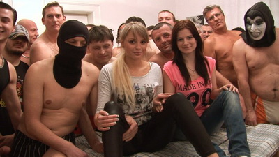 Czech Gangbang torrent